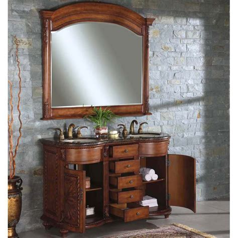 54 bathroom vanity cabinet 54 quot perfecta pa 275 double sink cabinet bathroom vanity