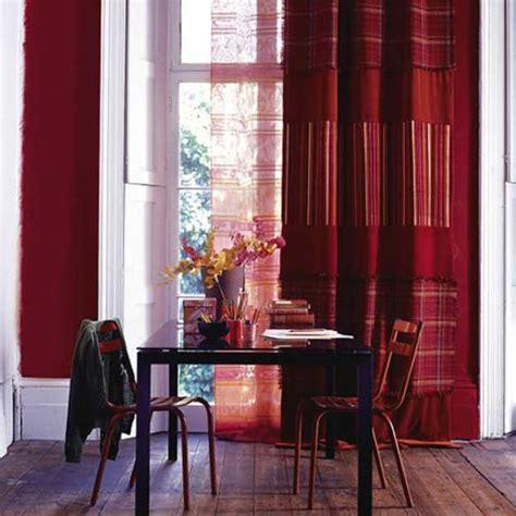 interior design red walls 15 interior decorating ideas adding bright red color to