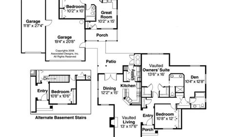Detached In Suite Floor Plans by 21 Pictures Detached In Suite Floor Plans