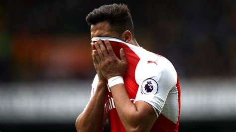 alexis sanchez future alexis sanchez discusses arsenal future frustrations and