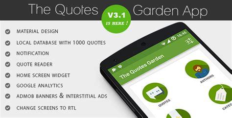 the quotes garden v3 1 theme for u