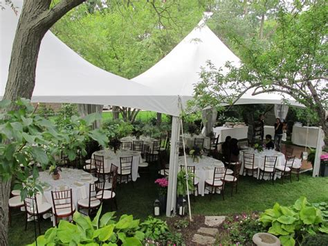 backyard tents 20x40 marquee frame tent party and wedding rentals for