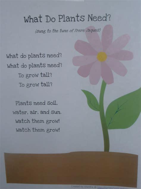 Songs Garden by Preschool Garden Theme Search Habitat Plants