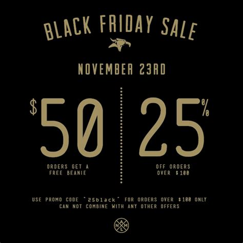 Black Friday Pit Sale Animal Black Friday Sale Flyer