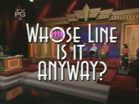 marks guide to whose line is it anyway game transcripts tv show guide for april 4 2014 friday daily postal