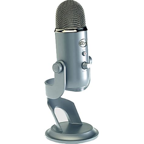 pattern blue yeti blue yeti usb microphone platinum yeti platinum b h photo