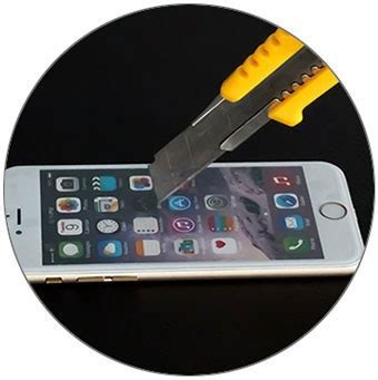 Taffware Nano Explosion Proof Toug Or Iphone Iphone Se 5 5s Transparan taffware nano explosion proof toughened membrane screen protector for iphone 5 5s se