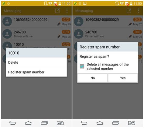 block messages android text message blocker for android 28 images block spam