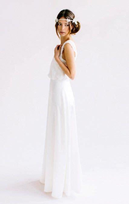 Schlichte Hochzeitskleider by Hochzeitskleider