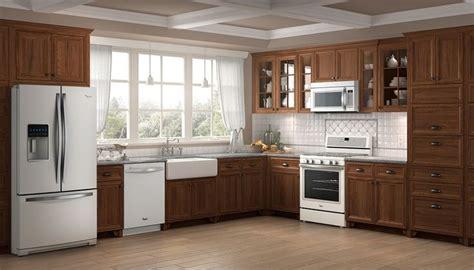 white ice kitchen appliances july kitchen of the month white ice appliances are a breath of fresh air with warm wooden