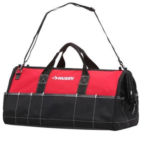 Home Depot Tool Bags by Husky 24 In Tool Bag Gp 44448en13 The Home Depot