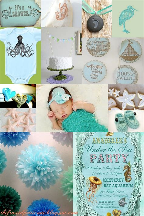 Baby Shower The Sea Theme by 1000 Images About Delyla S Baby Shower On