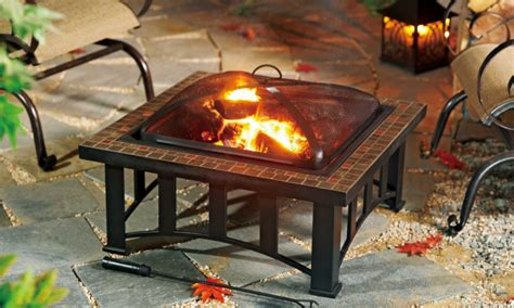 hton bay outdoor fireplace hton bay pit selections for indoor and outdoor