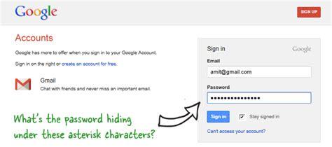 password pattern in javascript how to view passwords hidden under asterisks video