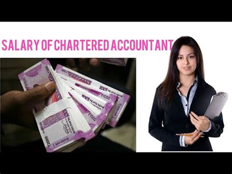 Chartered Accountant Plus Mba Salary by Salary Of A Chartered Accountant Salary Of Ca