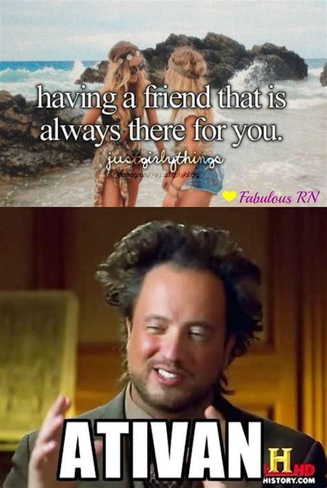 Funny Alien Memes - nursing ancient aliens meme and nurse humor on pinterest