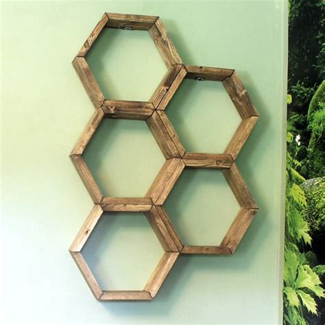 diy honeycomb shelves 40 brilliant diy shelves that will beautify your home page 2 of 4 diy crafts