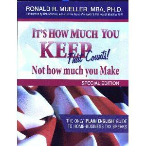 Mba Tax Deduction Usa by Home Business Tax Savings Made Easy From Home Business