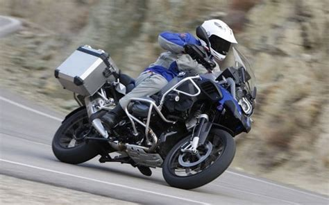 Rugged Travel Luggage Bmw R1200gs Adventure Review Telegraph