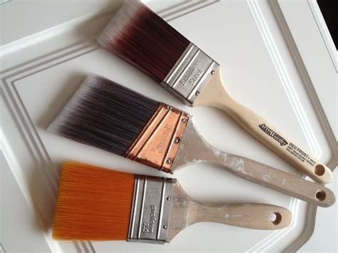 Best Paintbrush For Painting Kitchen Cabinets Trendyexaminer