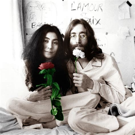 john lennon bed in watch the film bed peace starring john lennon yoko ono free imagine peace