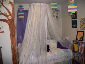Diy Canopy Bed Hula Hoop Froggy Flip Flops Bed Canopy From Hula Hoop