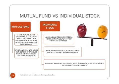 single stocks and funds venn diagram funds by murali bantu