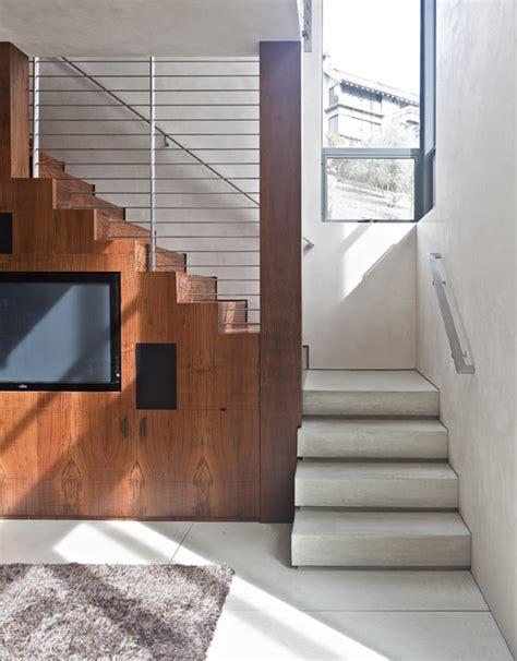 Berkeley Courtyard House   Contemporary   Staircase   san