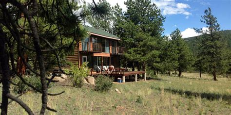 cabin co historic property borders national forest near salida c