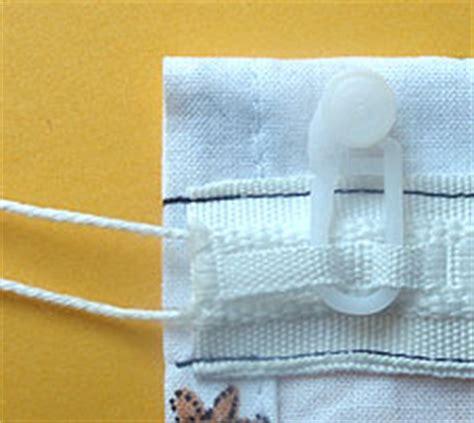 vorhang nahen haken gardinenband mit haken pauwnieuws