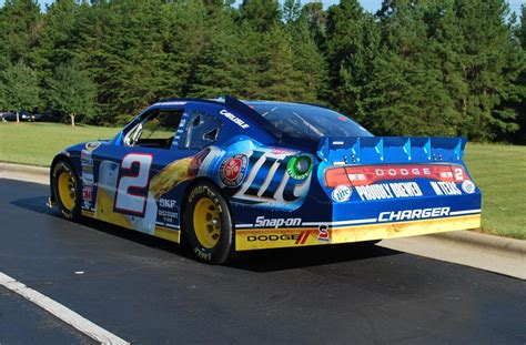 Mosa Charger No2 Playcups 2012 dodge nascar race car 158408