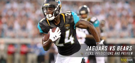 Vs Jaguars Predictions Jacksonville Jaguars Vs Chicago Bears Predictions And Picks