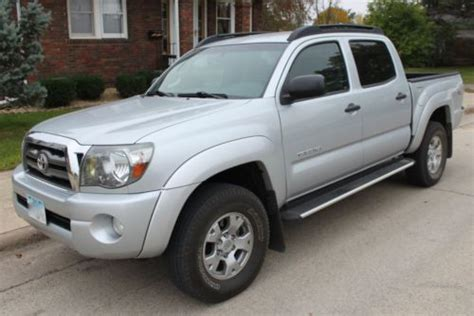 Pre Runner Toyota Purchase Used 2009 Toyota Tacoma Pre Runner Crew Cab V6