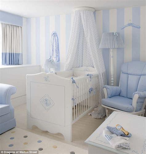 Royal designers and Grosvenor House create 5 star nursery