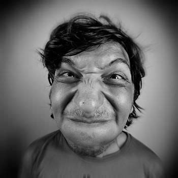 Imagenes De Caras Asombradas   caras de risa graciosas fotos graciosas y divertidas