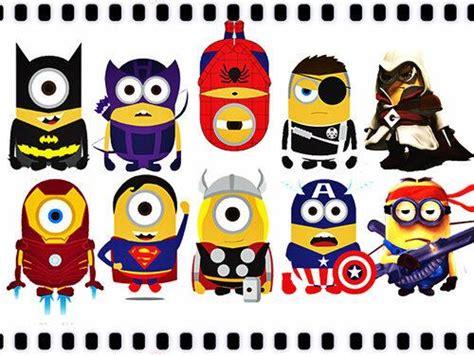 imagenes de minions super heroes minions on twitter quot superhero minions baaaah http t