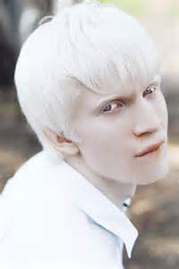what color do albinos new model amal sofi from russia s u