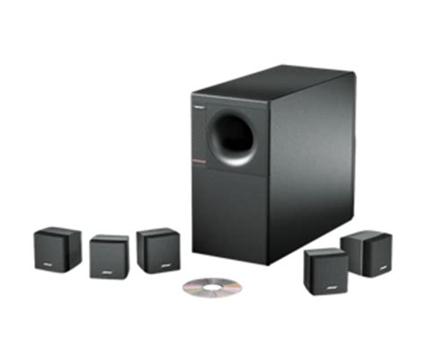 acoustimass  series ii home cinema speaker system bose