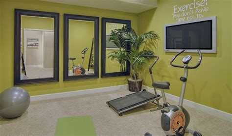 20 best ideas about basement workout room on