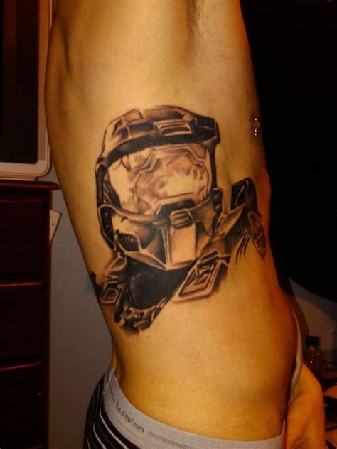 master chief tattoo master chief picture at checkoutmyink