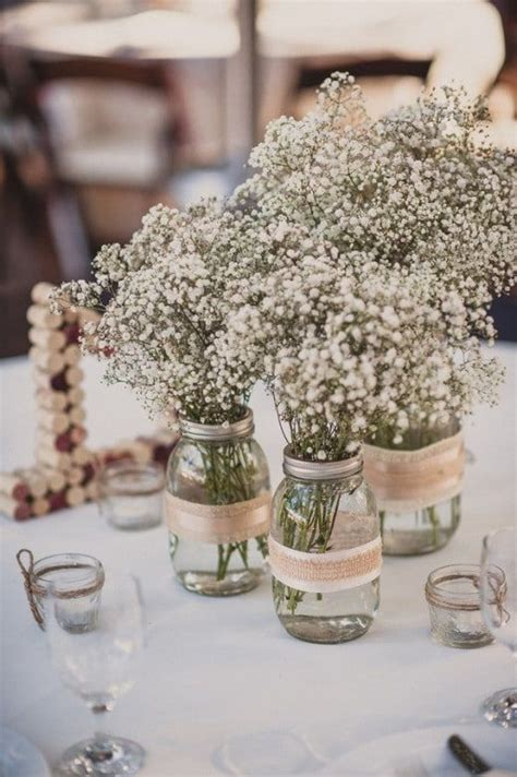 rustic table centerpieces best 20 rustic wedding tables ideas on