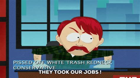 They Took Our Jobs Meme - south park gifs find share on giphy