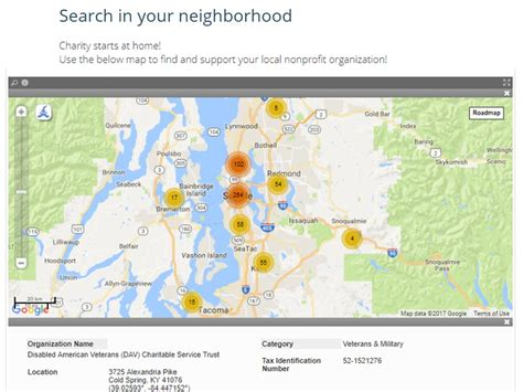 King County Property Records By Name Find A Non Profit Organization King County