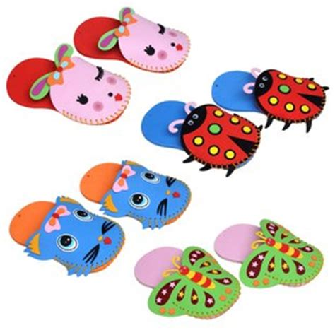 craft items for aliexpress buy 10pairs lot do your own slippers