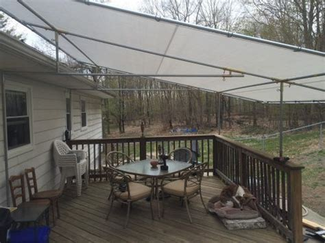 Patio Cover Using Pvc 17 Best Ideas About Pvc Canopy On Pvc Coupling
