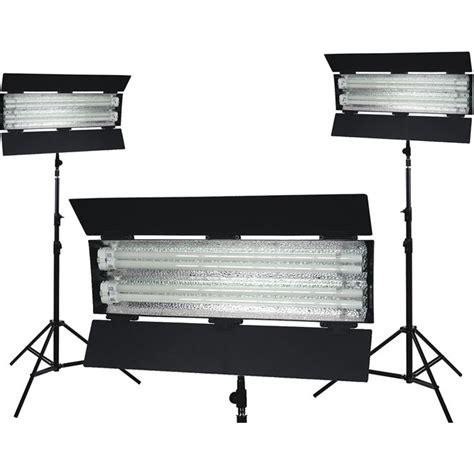 3 point lighting kit flolight kit fl 110aw 3 point lighting kit kit fl 110awt3 b h