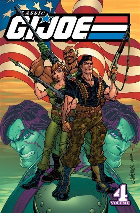 Classic G I Joe Vol 4 classic g i joe vol 4 idw publishing