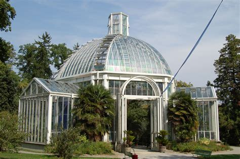 paris botanical garden