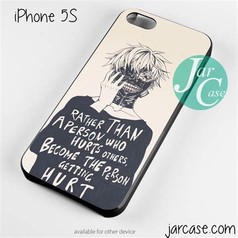 Tokyo Ghoul W3343 Iphone 5 5s tokyo ghoul phone for iphone 4 4s 5 5c 5s 6 6 plus