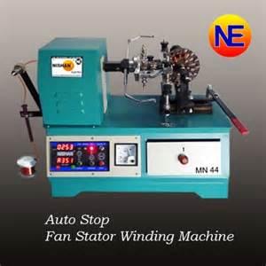Ceiling Fan Rewinding Machine Auto Stop Fan Stator Winding Machine Nishan Electric